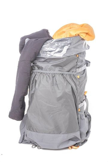 Gossamer Clear Waterproof Pack Liners