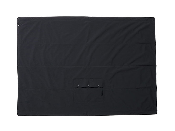 2L Octa Blanket One Black