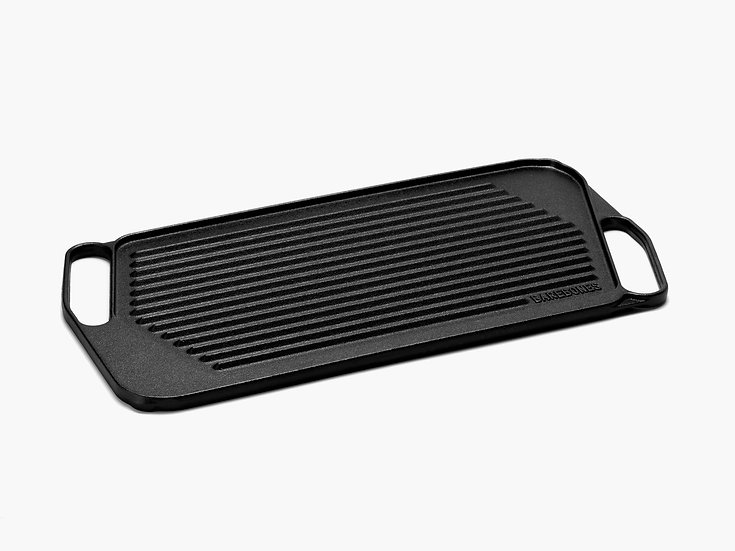 Cast Iron Griddle - Grill Plate