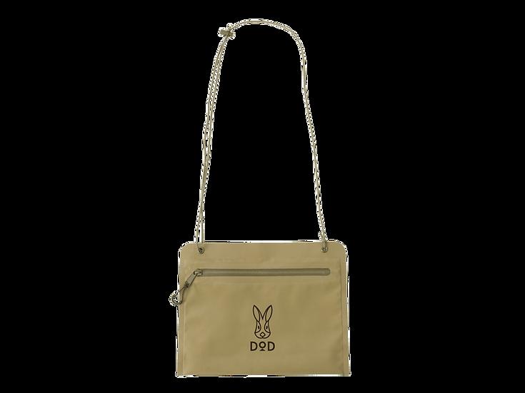 DoD SACOCHE Bag Tan กระเป๋าสะพาย สีแทน