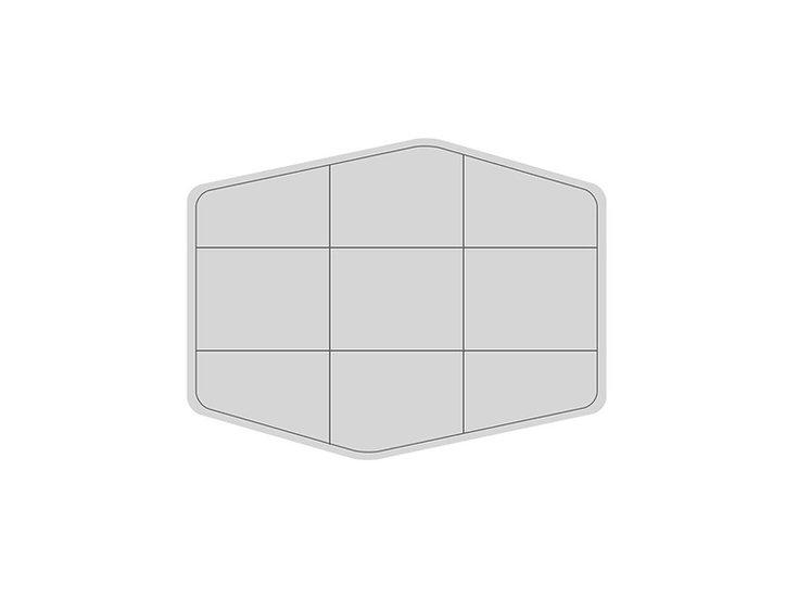 LAND BLEEZE Pro.1 INNER MAT