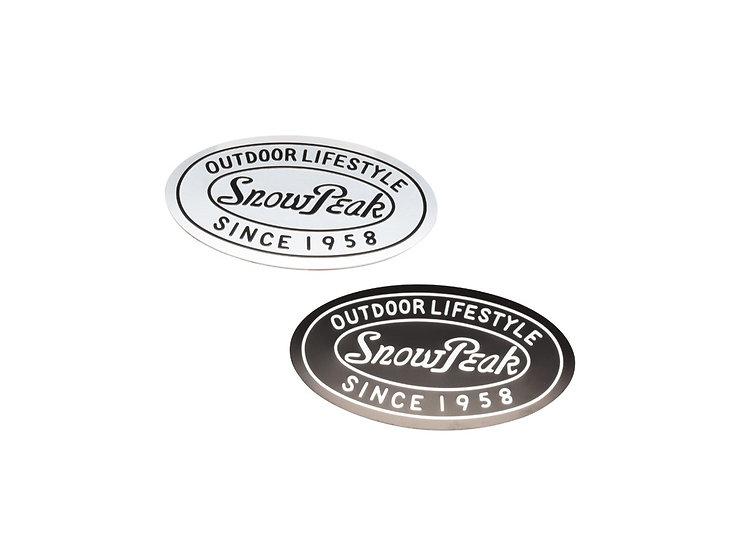Shiny logo sticker CLASSIC ( Limited Festival Spring 2020 )