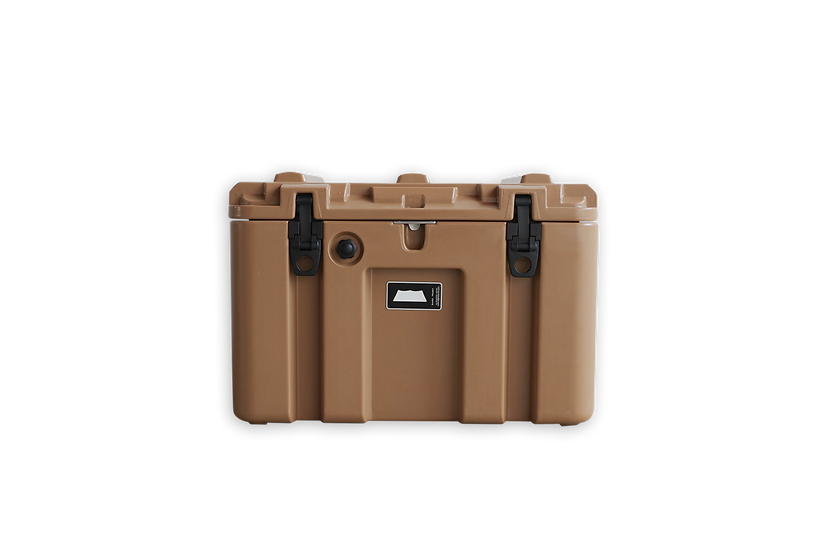 MADE - Pantone Series SAND - Container BOX 80L