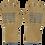 Thumbnail: DoD Camp Glove Tan สีแทน ATSUI-NO-IKERU SHIRANKEDO