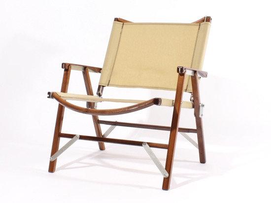 Kermit Chair Standard Walnut Tan