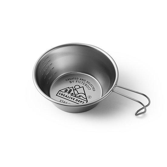 Sierra Cup Mountain Peak Logo Stainless Steel
