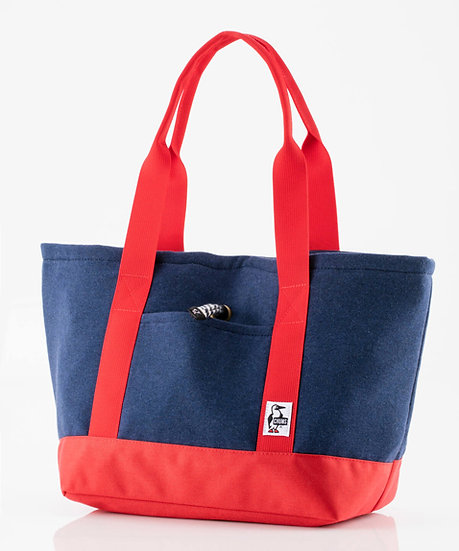 Chums Tote Bag M/H Navy-Toma