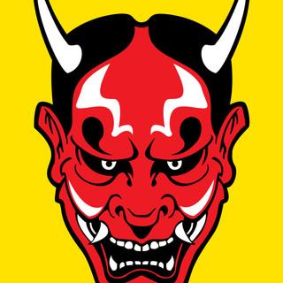 Samurai - Red