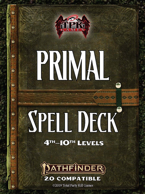 Primal Tradition Spell Deck II
