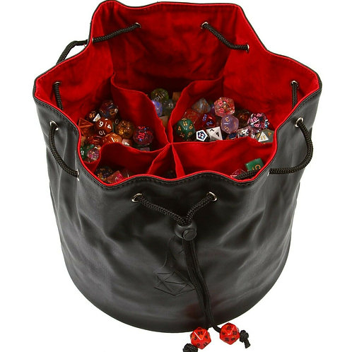 Red Dice Hoard Storage Bag