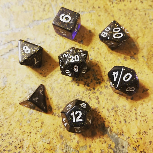 Dark Universe Dice Set