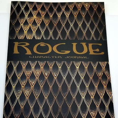 Rogue Class Character Journal