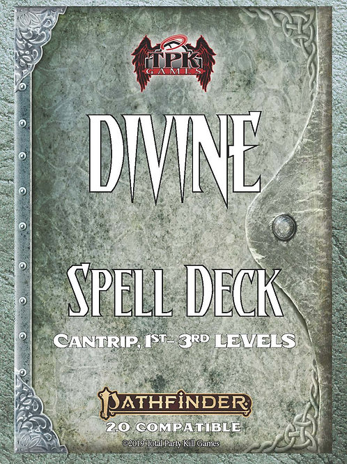 Divine Tradition Spell Deck I