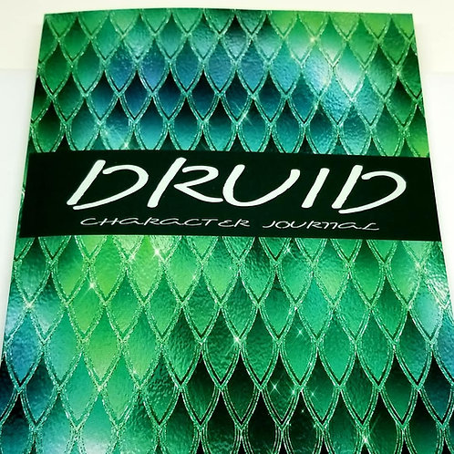 Druid Class Character Journal
