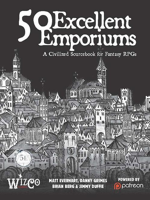50 Excellent Emporiums