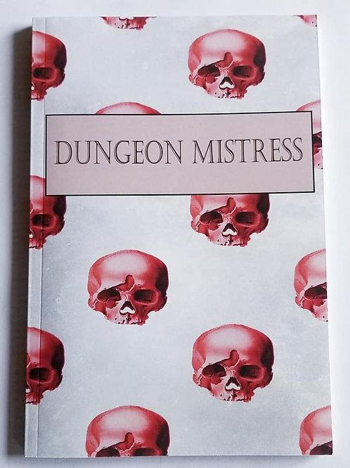 Dungeon Mistress Journal (DnD, Dungeons and Dragons, Pathfinder, RPG)