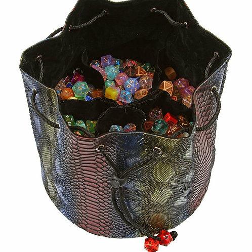Chromatic Dice Hoard Storage Bag