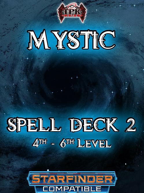 Mystic Spell Deck 2 (Starfinder)