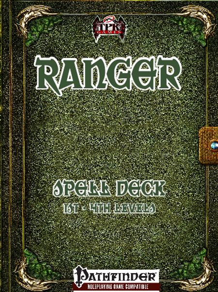 Ranger Spell Deck