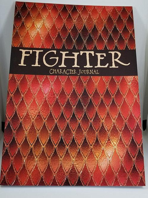 Fighter Class Character Journal