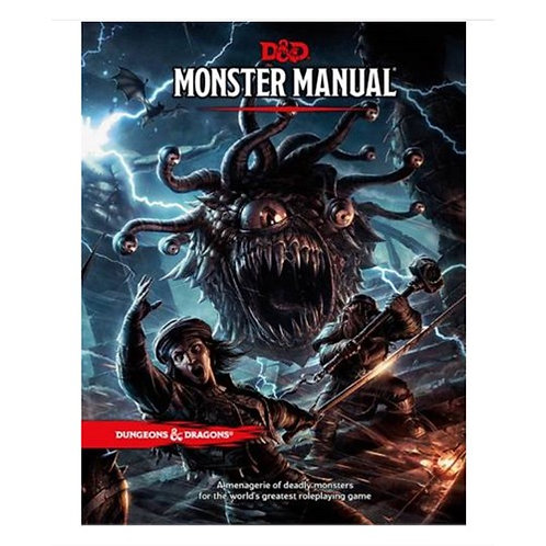 Monster Manual (D&D)