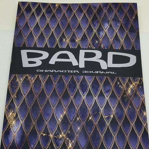 Bard Class Character Journal