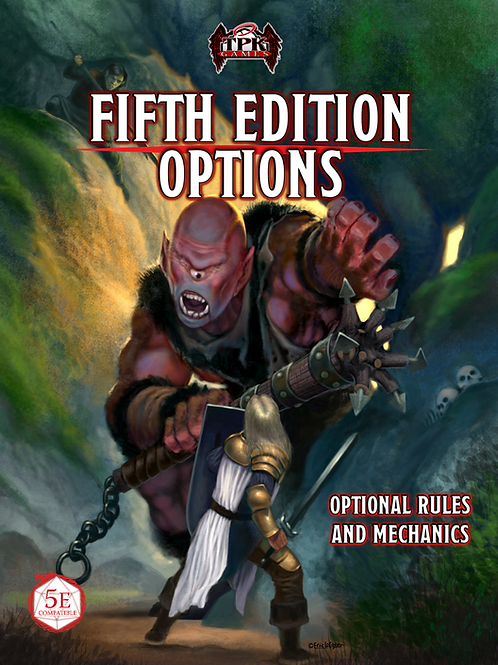 Fifth Edition Options (Print Only)
