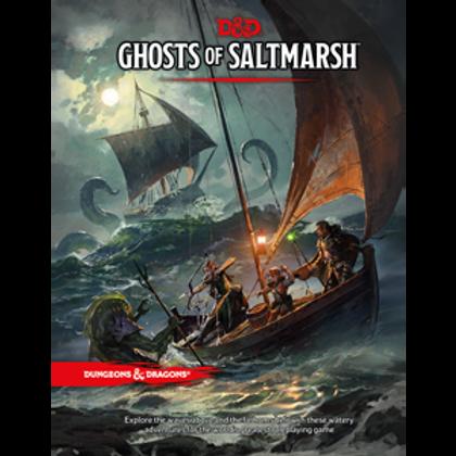 Ghosts of Saltmarsh