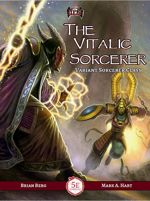 The Vitalic Sorcerer