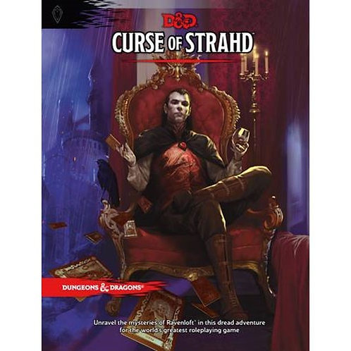 Curse of Strahd (D&D)
