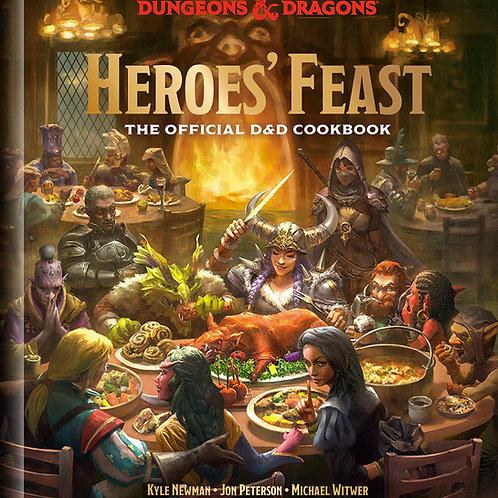 Heroes' Feast Cookbook