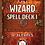 Thumbnail: Wizard Spell Card Deck I (5E D&D)