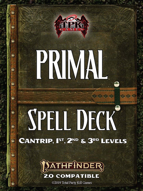 Primal Tradition Spell Deck I