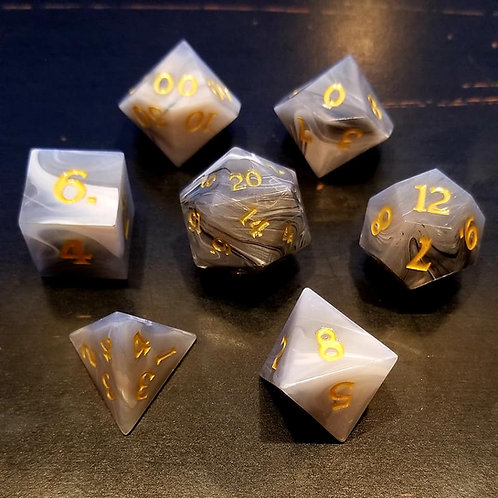 Ancient Empire Sharp Edge Dice Set