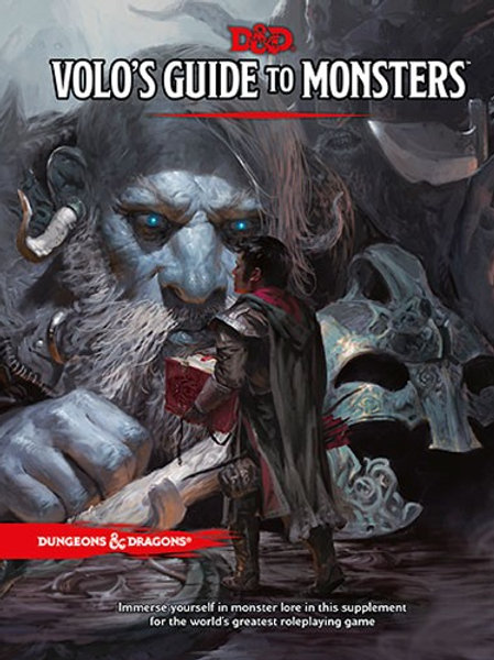 Volo's Guide to Monsters (D&D)
