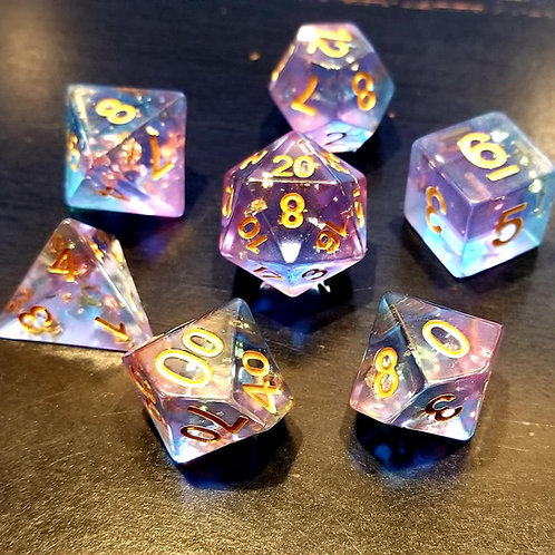 Enchanted Starlight 7 Die Precision-Edged Set