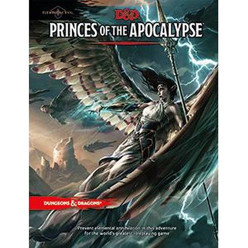 Princes of the Apocalypse (D&D)