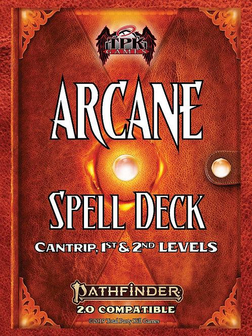 Arcane Tradition Spell Deck I