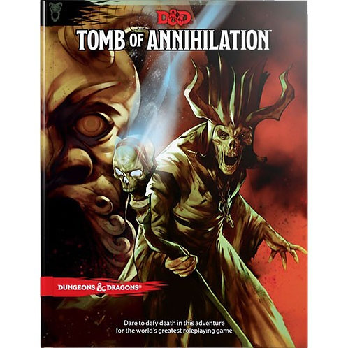 Tomb of Annihilation (D&D)