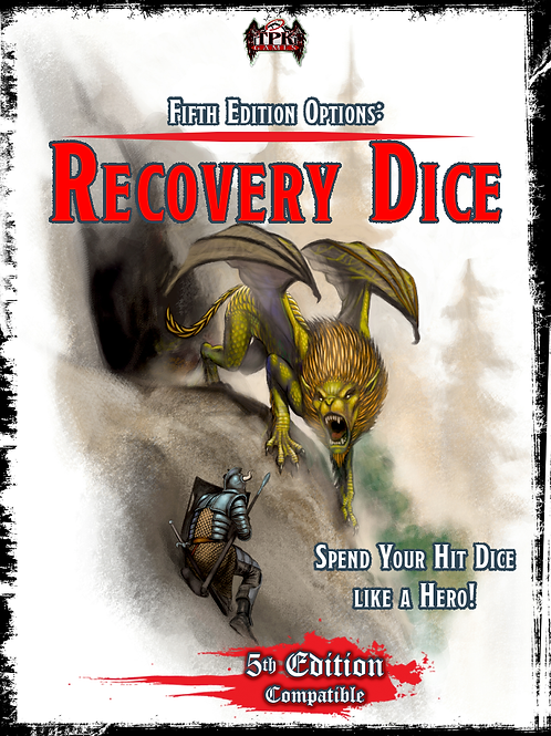 copy of Recovery Dice Options (Print & PDF)