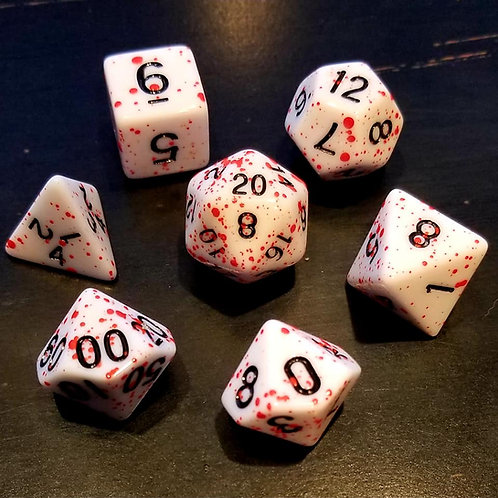 Critical Hit Dice Set
