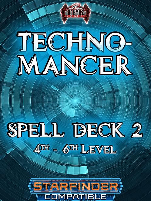 Technomancer Spell Deck 2