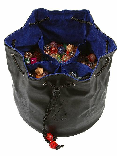 Blue Dice Hoard Storage Bag