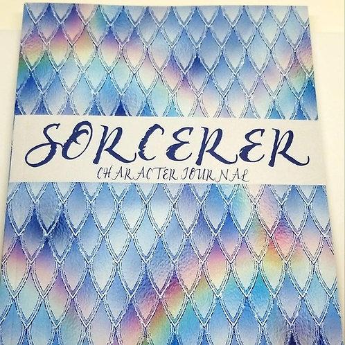 Sorcerer Class Character Journal