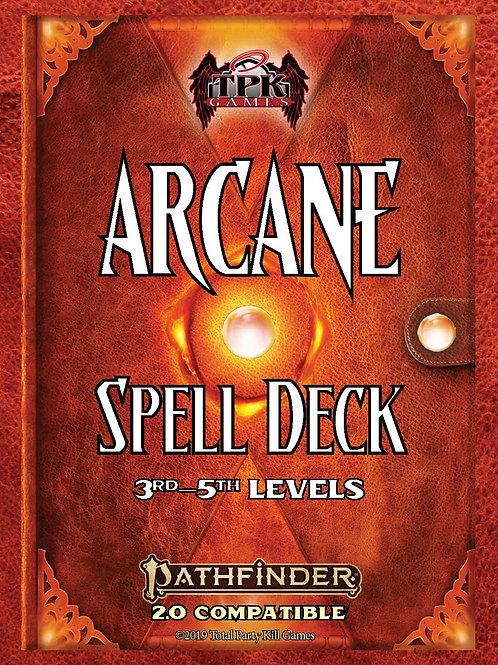 Arcane Tradition Spell Deck II