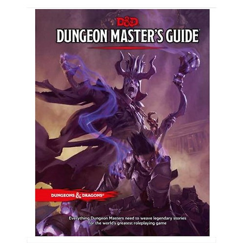 Dungeon Master's Guide (D&D)