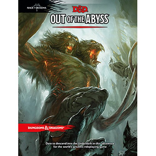 Out of the Abyss (D&D)