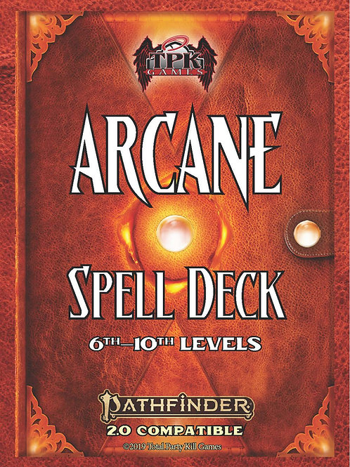 Arcane Tradition Spell Deck III