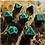 Thumbnail: Cthulhu Green Dice Set