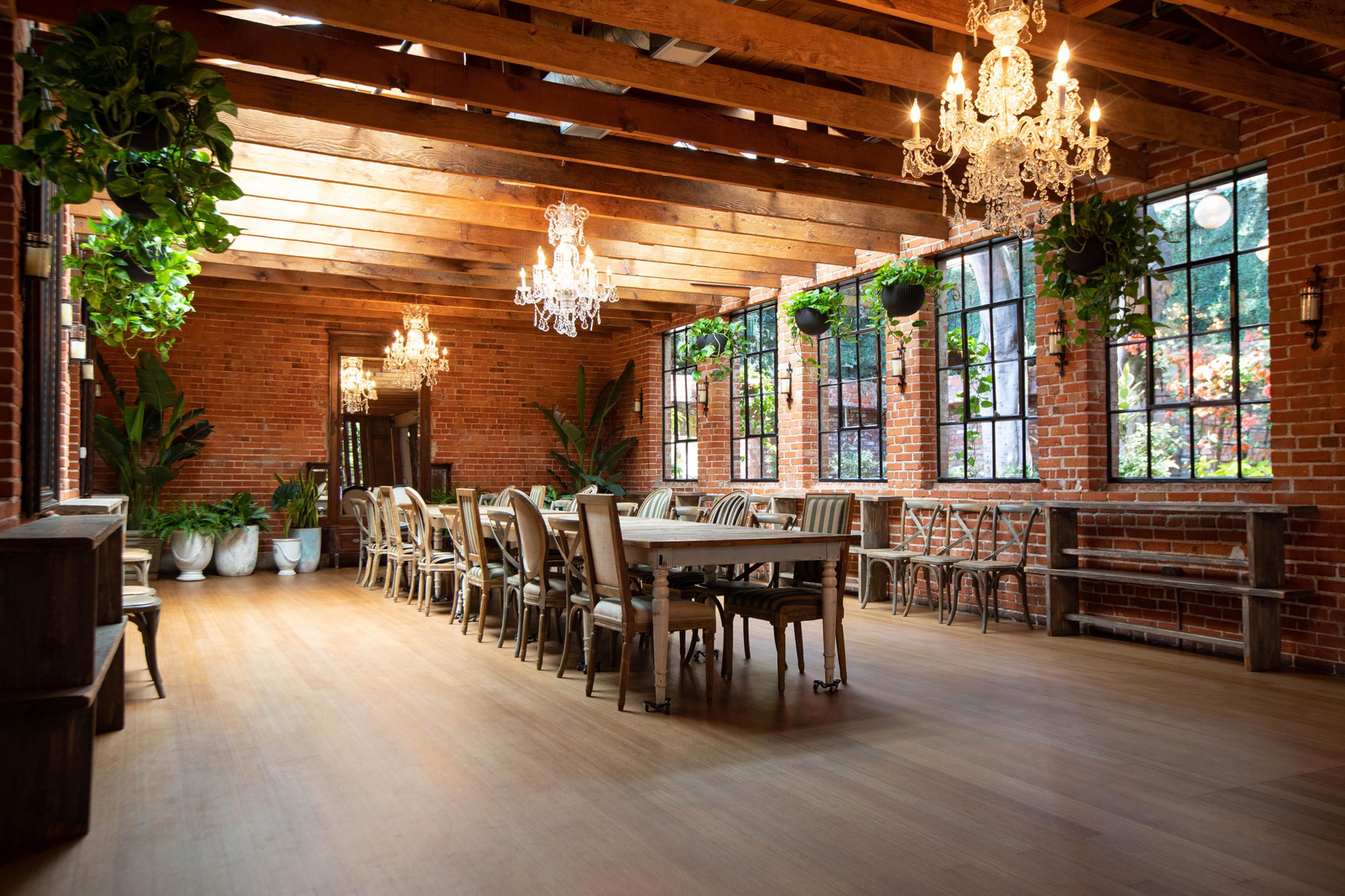 Los Angeles Wedding Events Venue Carondelet House